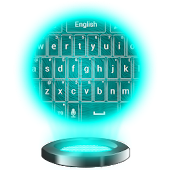Teal Keyboard