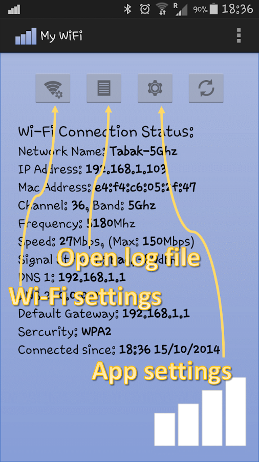 My WiFi Free