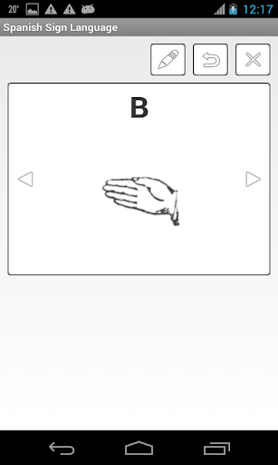 【免費教育App】Spanish Sign Language-APP點子