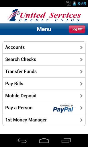 【免費財經App】1st United Services CU-APP點子