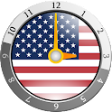Flag Clock - Widget HD icon