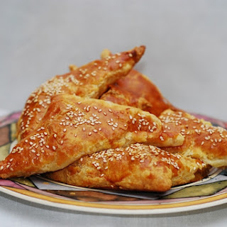 Butternut Squash Turnovers.