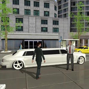 Limo Driving 3D Simulator for PC and MAC