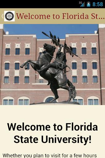 【免費旅遊App】Visit FSU-APP點子