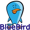 BlueBird Player for Dropbox logo