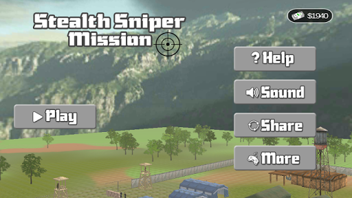 Stealth Sniper Missions