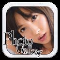 AKB48小嶋陽菜写真集アプリvol01 icon