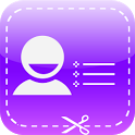 Contacts to PDF icon