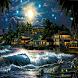 Beach Mansion Live Wallpaper