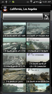 California Cameras - Traffic - náhled