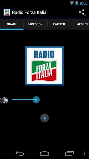 Radio Forza Italia