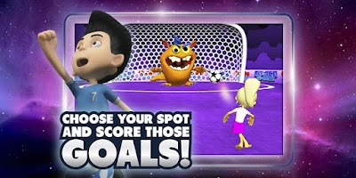 Screenshot of Space Sports