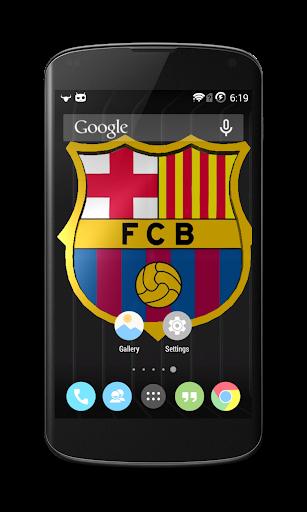 FC Barcelona: Live Wallpaper