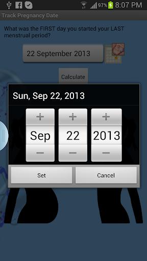 【免費醫療App】Track pregnancy Date-APP點子