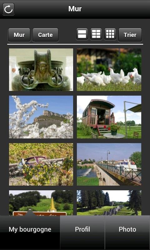My Bourgogne - screenshot