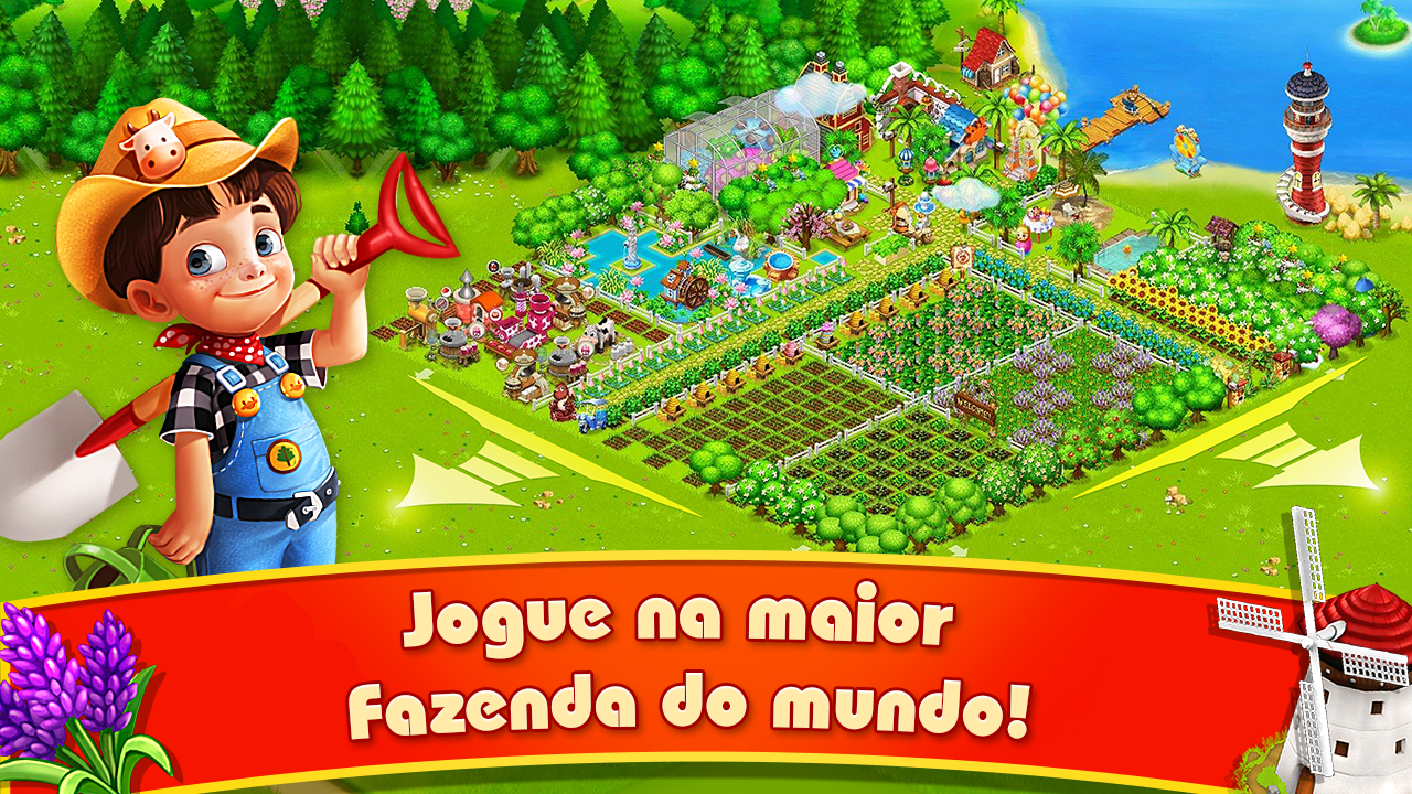 Fazenda Feliz Pocket - screenshot