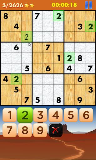 【免費解謎App】Sudoku Genius: Challenge 10000-APP點子