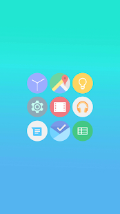 Cryten - Icon Pack- screenshot thumbnail