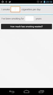 Expensive Smoking