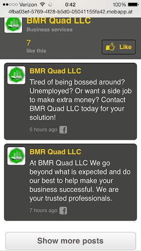 BMR Quad