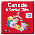 Canada & Capital Cities icon