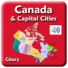 Canada & Capital Cities icon