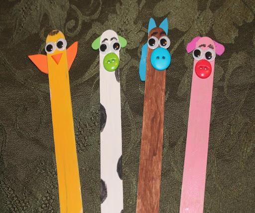DIY Popsicle Sticks Ideas