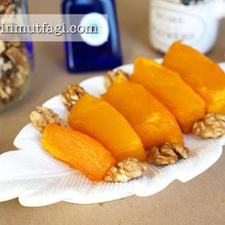 Baked Pumpkin Dessert.