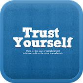 Trust Yourself Go Locker theme
