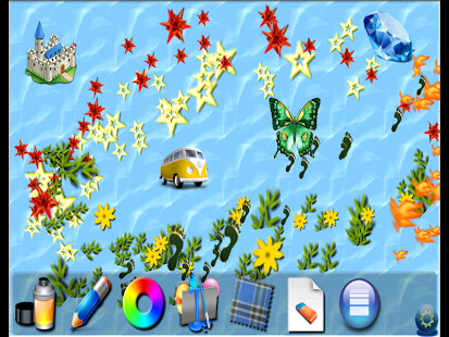 Magic Tablet Painting For Kids - screenshot thumbnail