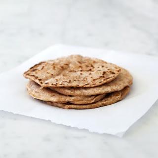 Sweet Potato Hummus & Flatbread