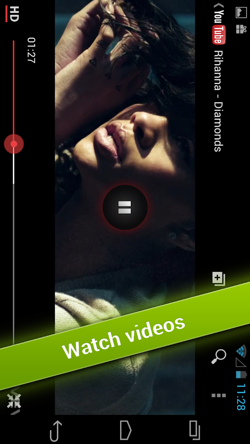 FB Video Player - screenshot