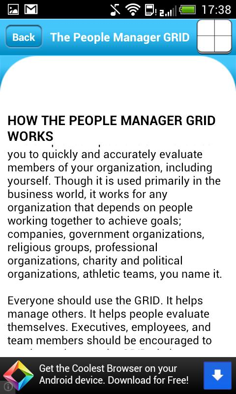 People Manager- screenshot