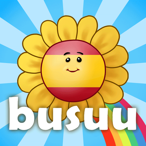 Kids Learn Spanish with Busuu Icon