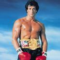 Sylvester Stallone Jigsaw icon