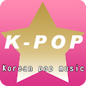 K-POP Korean pop music icon