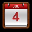 US Calendar 2016 icon