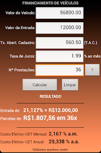 Juros Fácil TOTAL - screenshot thumbnail