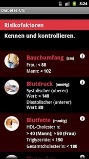 Diabetes-Uhr- screenshot thumbnail