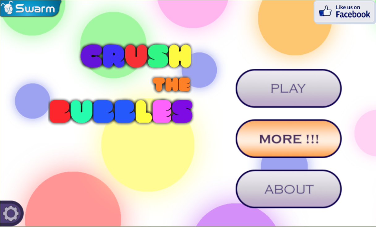 Crush the Bubbles Free- screenshot