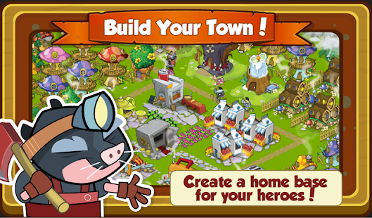 Mouse Town - screenshot thumbnail