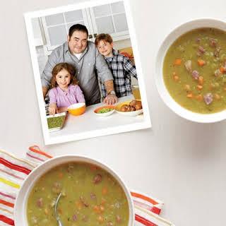 Emeril's Slow-Cooker Split-Pea Soup.