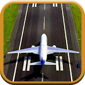 Aeroplane Real Parking 3D