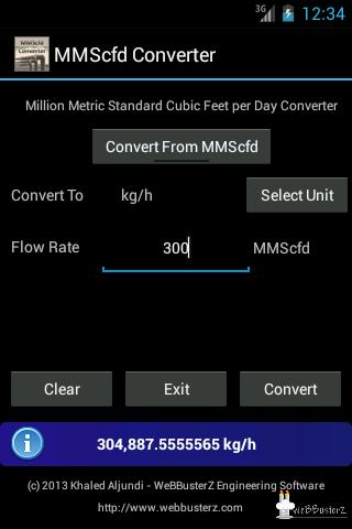 【免費生產應用App】MMScfd Converter Free-APP點子
