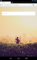 Screenshot of Javelin Incognito Browser