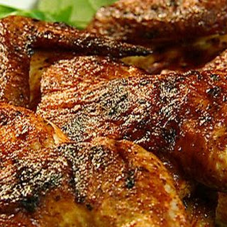 Oven-Style Barbecued Chicken Recipe