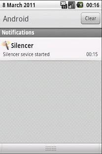 Silencer- screenshot thumbnail
