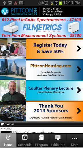 Pittcon 2014