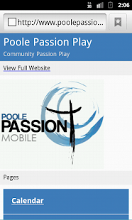 The Poole Passion- screenshot thumbnail