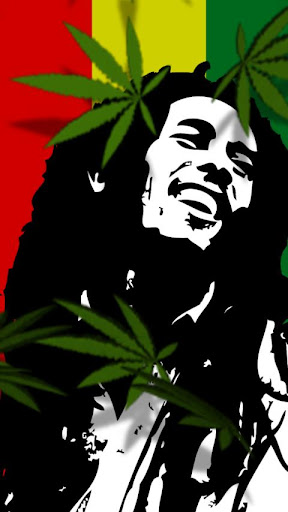 Bob Marley Live Wallpaper APK ScreenShots